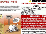 "Teks Khutbah Jum'at Dewan Fatwa Johor: Menolak Paham Berbahaya ""Wahabi"""