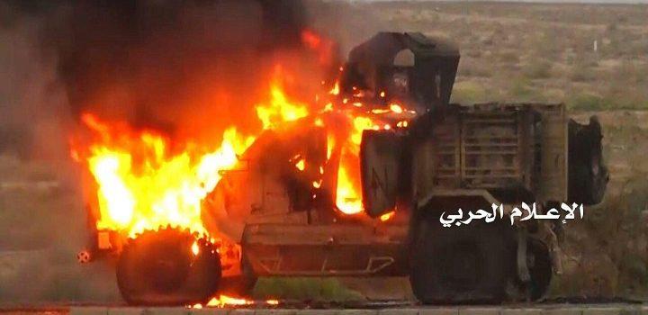 Tentara Yaman Pantang Menyerah Lawan Koalisi Saudi di Berbagai Provinsi