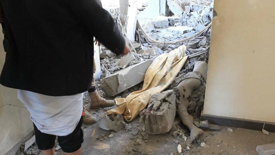 TERBONGKAR! Misteri Serangan Brutal Jet Tempur Saudi ke Penjara Yaman