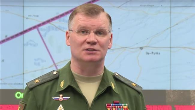 Militer Rusia Beberkan Upaya AS Selamatkan ISIS dari Kekalahan di Suriah