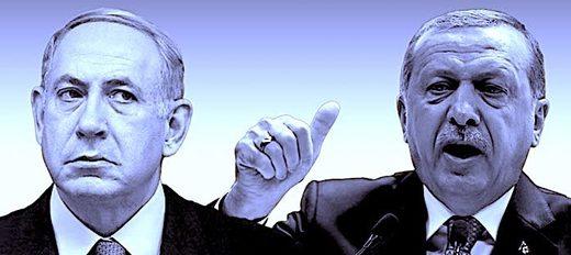 Kritik Tajam Erdogan Bikin Panas Netanyahu