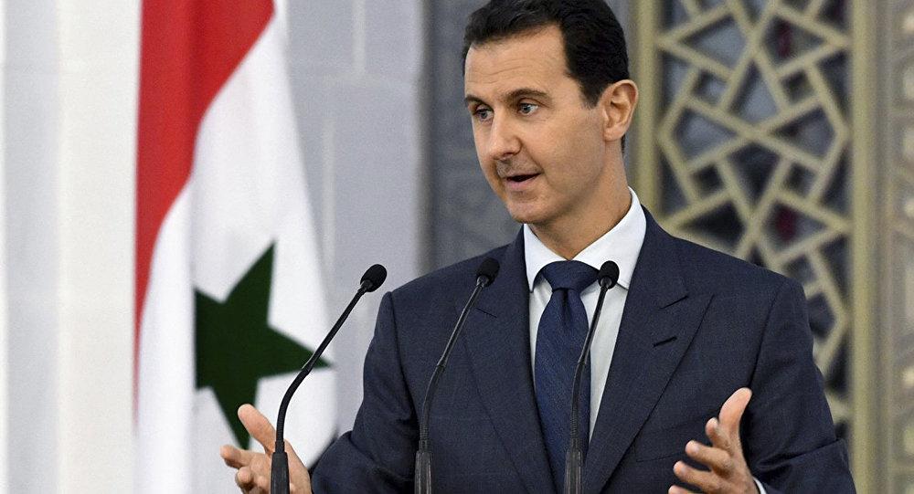 Gedung Putih Siap Terima Pemerintahan Assad di Suriah