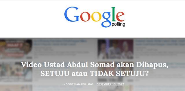 Banyak Ujaran Kebencian, Ceramah Ustad Somad Terancam Dihapus dari Youtube