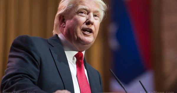Trump: Tak Seharusnya Bayi Dilahirkan setelah 9 Bulan dalam Kandungan