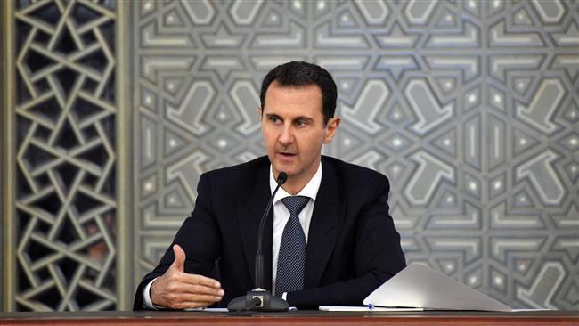 Assad Kecam Dukungan Turki untuk Teroris