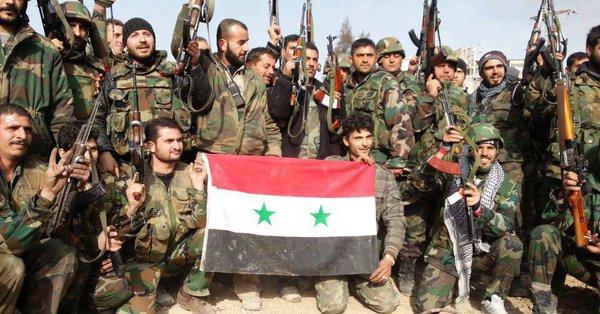 Kesepakatan Tercapai, Pasukan Suriah Masuki Afrin