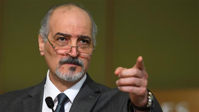 Jaafari: Kebisuan Barat atas Kekejaman Teroris di Ghouta Timur Tak Bisa Diterima!