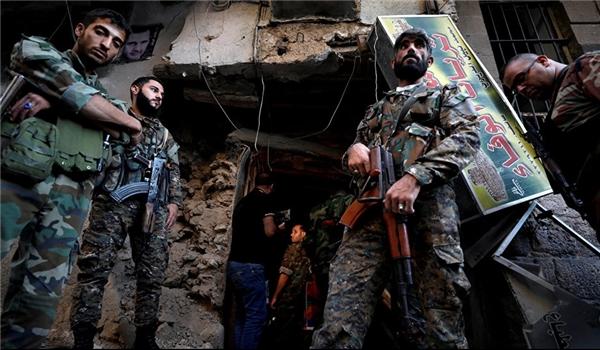 Angkatan Darat Suriah Gempur Habis Jabhat Nusra di Timur Homs