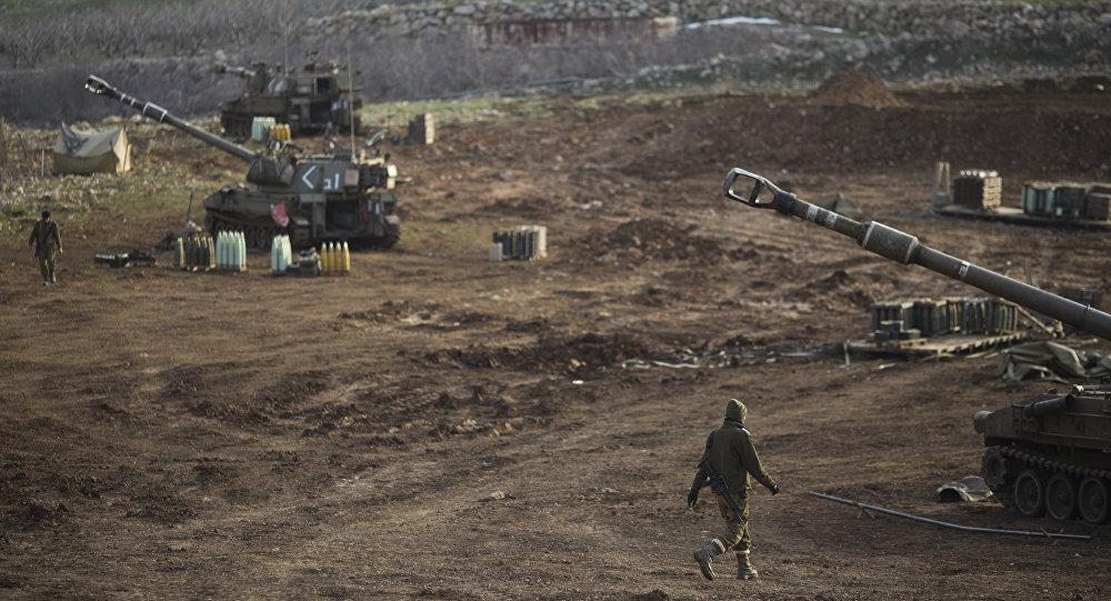 Jenderal Israel Ingatkan 'Kemungkinan Perang' di Dataran Tinggi Golan