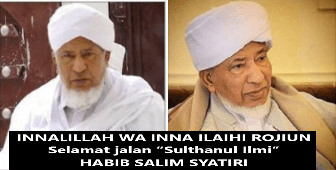 Kabar Duka, Ulama Yaman 'Habib Salim Assyatiri' Meninggal Dunia