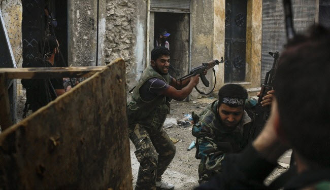 Rusia: Teroris An-Nusra Sumber Masalah di Ghouta Timur
