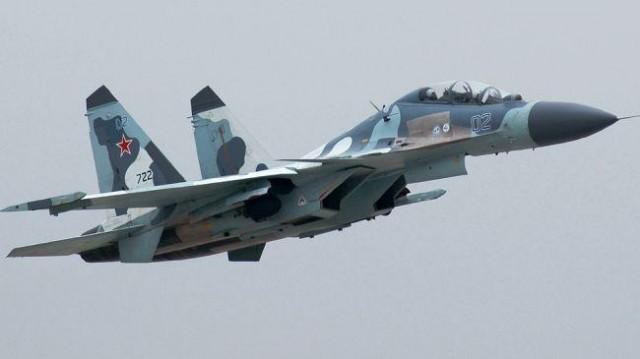 Rusia Kembali Kerahkan Jet-jet Tempurnya ke Suriah
