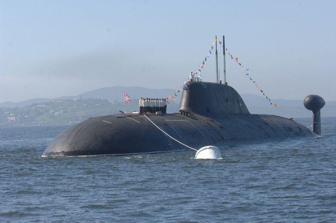 HEBAT! Kapal Selam Nuklir Rusia Capai Pantai AS Tanpa Terdeteksi
