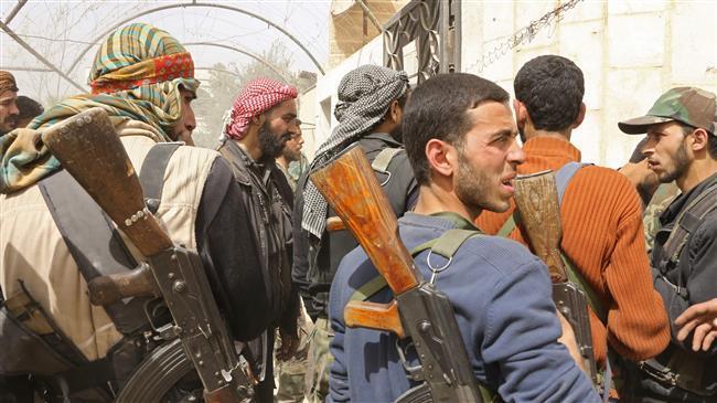 Kelompok Militan Lain Kembali Setuju Tinggalkan Ghouta Timur