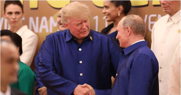 Ucapan selamat Trump untuk Putin dihujat Senator AS