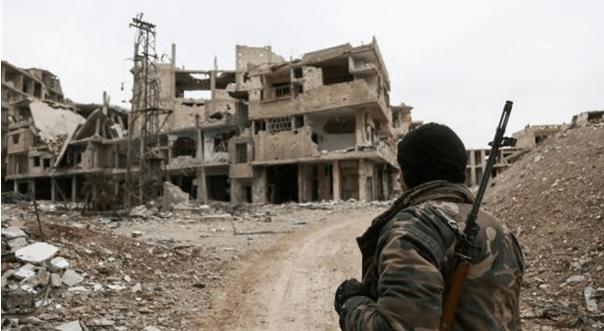 Rusia: 3 Serangan Kimia Teroris Berhasil Digagalkan di Ghouta Timur