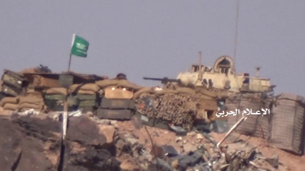 Houthi Rebut Kamp Militer Strategis Saudi di Najran