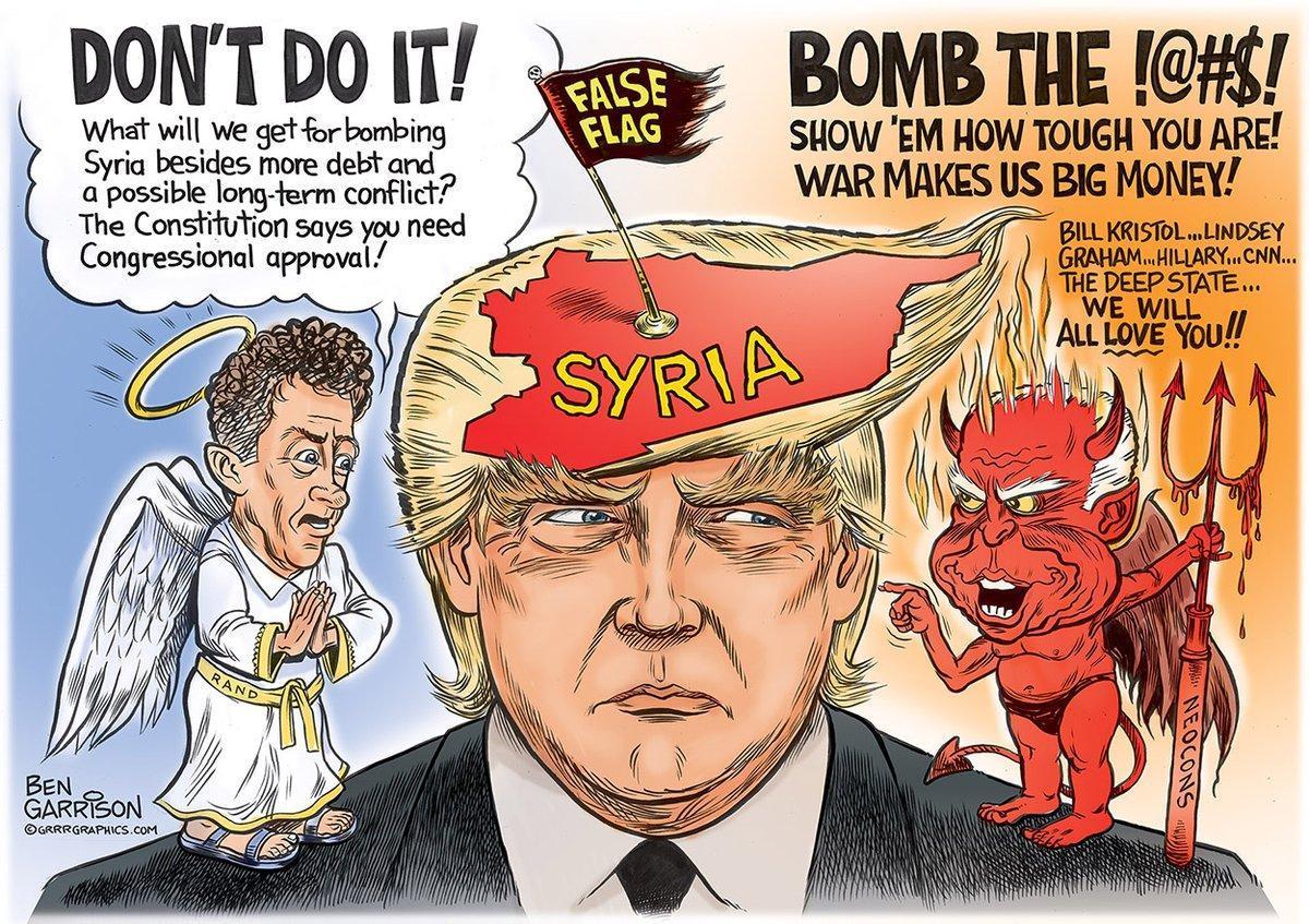 Atwan: Jika Trump Bombardir Damaskus, Perang Besar Akan Terjadi
