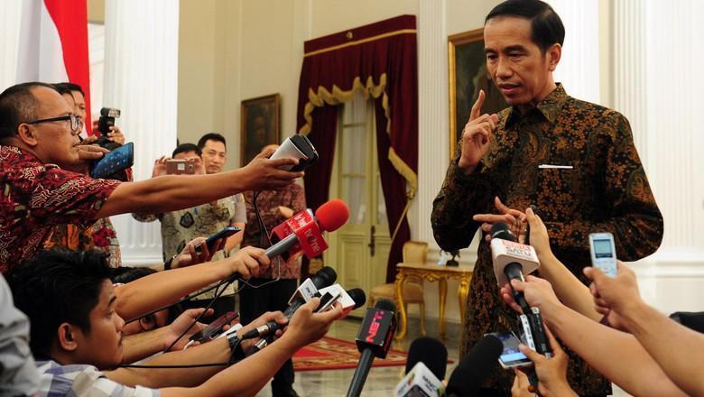 Sindiran Pedas Jokowi atas Nyinyiran Amien Rais