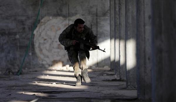 Teroris Menarik Diri dari Kawasan Utama di Ghouta Timur