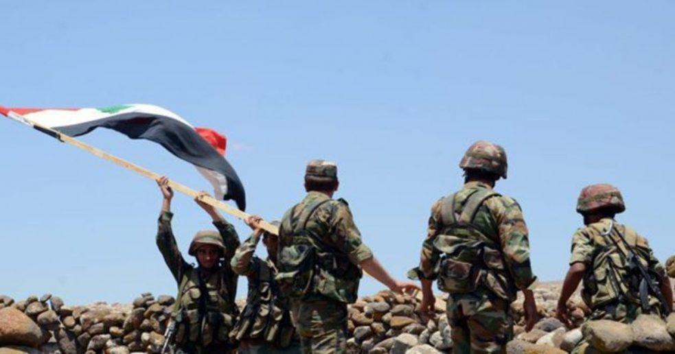 Elit SAA Raih Kemenangan Gemilang atas Kota Strategis di Ghouta Timur