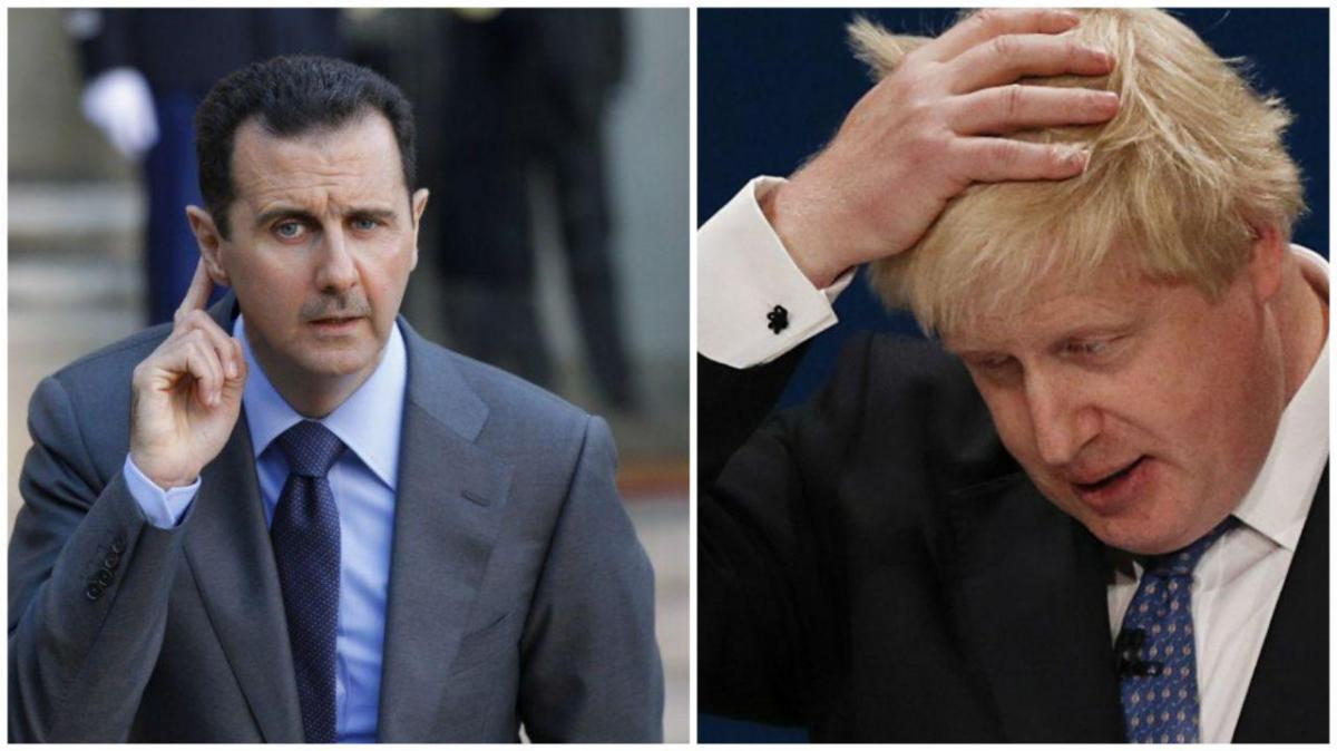 """Menlu Inggris: Mantra """"Assad Harus Pergi"""" Tak Lagi Ampuh"""