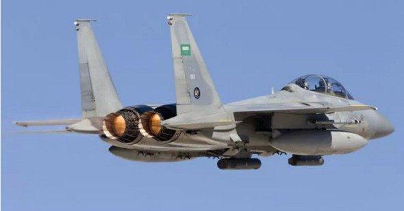 HEBAT! Pasukan Yaman Tembak Jatuh Jet F-15 Saudi