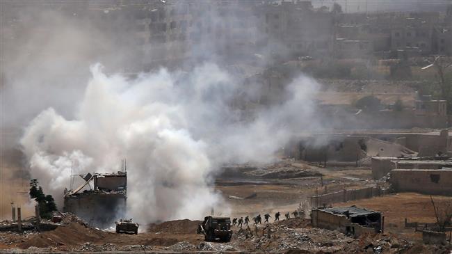 Menteri Suriah: Tak Ada Kesepakatan dengan Sisa Militan di Damaskus Selatan