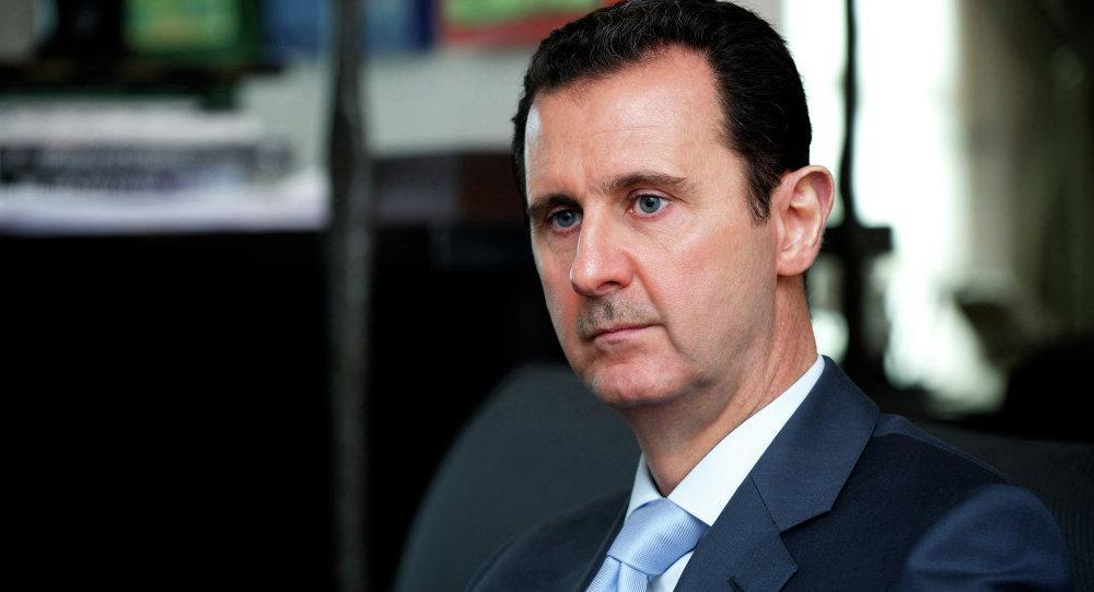 Assad Kembalikan Penghargaan Legion of Honor ke 'Budak AS' Perancis