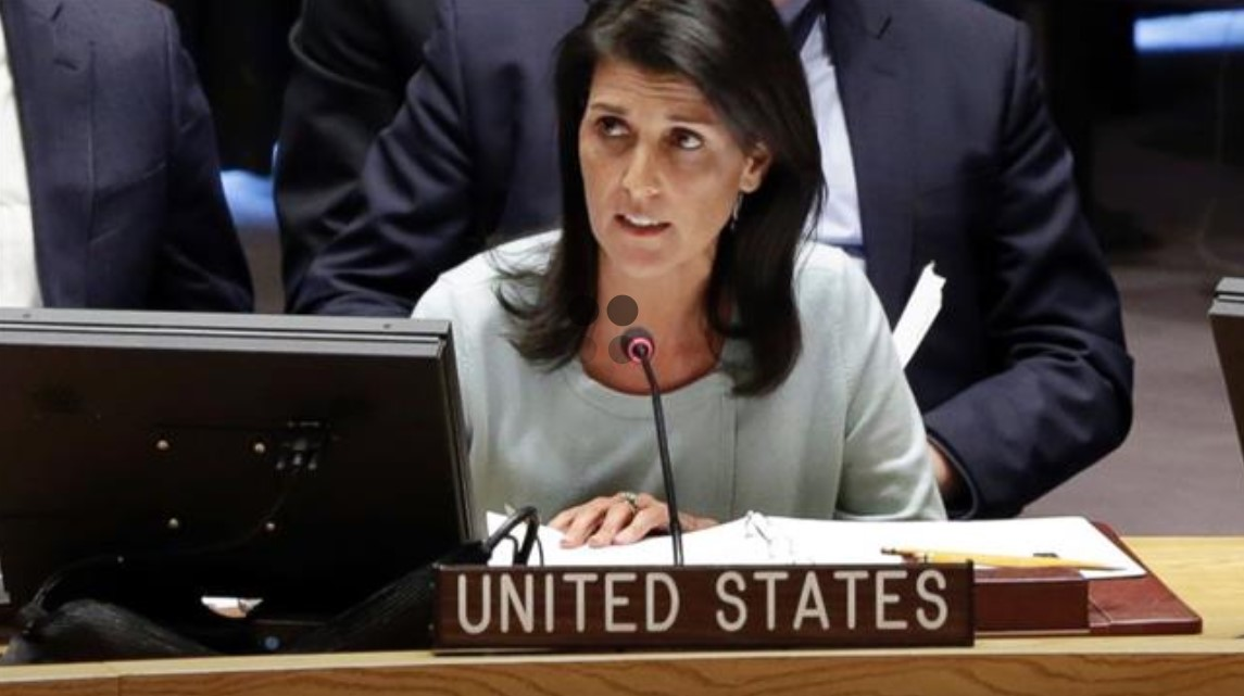 Analis: Nikki Haley adalah Wakil Deep State, Musuh Besar Rusia