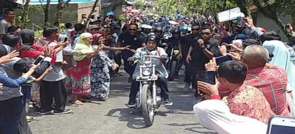 Touring Jokowi