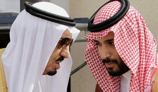 Pejabat Saudi Dibalik Percobaan Kudeta di Istana Kerajaan Saudi