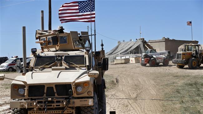 Lavrov: Militer Amerika Tidak Akan Tinggalkan Suriah