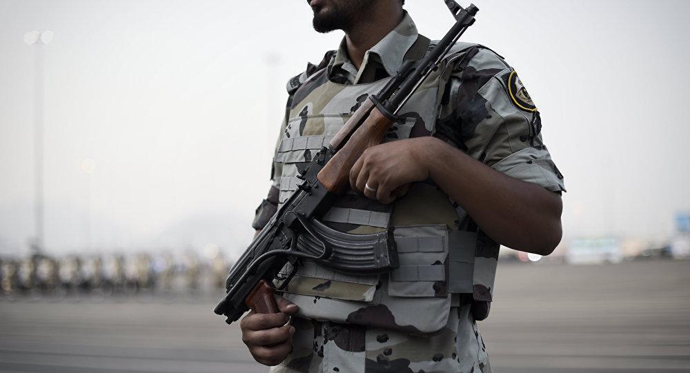 Polisi Saudi Tembak Jatuh Drone Dekat Istana Raja Salman