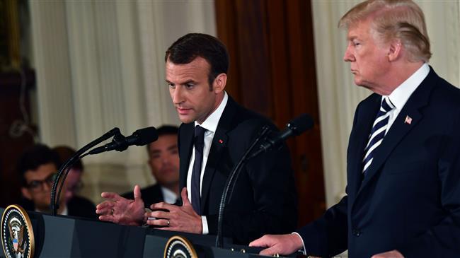 Usai Temui Trump, Macron Berubah Sikap atas Perjanjian Nuklir Iran