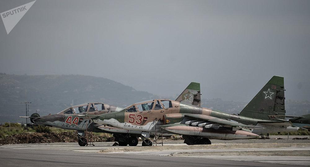 VIDEO: Pertahanan Udara Rusia Kembali Gagalkan Serangan ke Pangkalan Hmeimim
