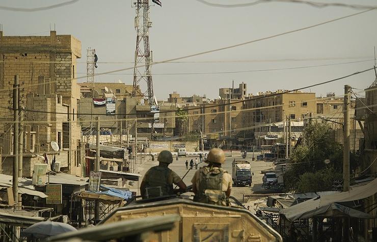 4 Tentara Rusia Tewas dalam Penembakan Militan di Suriah