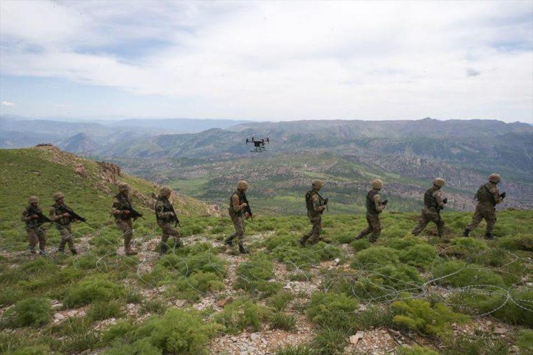 Turki Diam-diam Lakukan Operasi Militer di Irak Utara