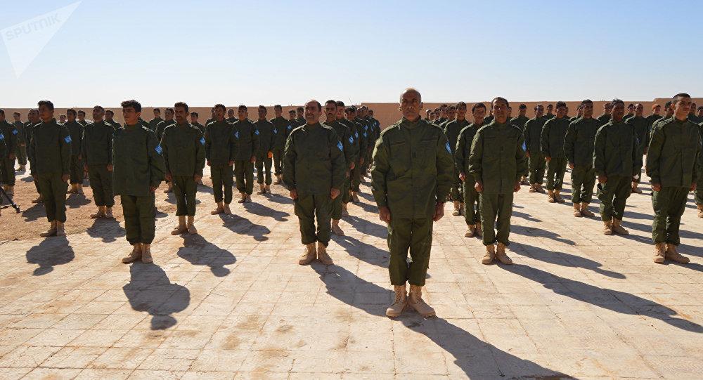 AS Tak Akan Tarik Pasukan dan Hentikan Dukungan pada SDF