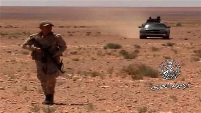 Pasukan Suriah Kepung Pangkalan Militer AS di Al Tanf