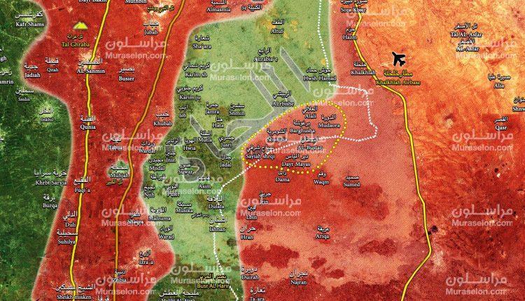 Dalam 24 Jam SAA Sukses Bebaskan 7 Desa di Dara'a