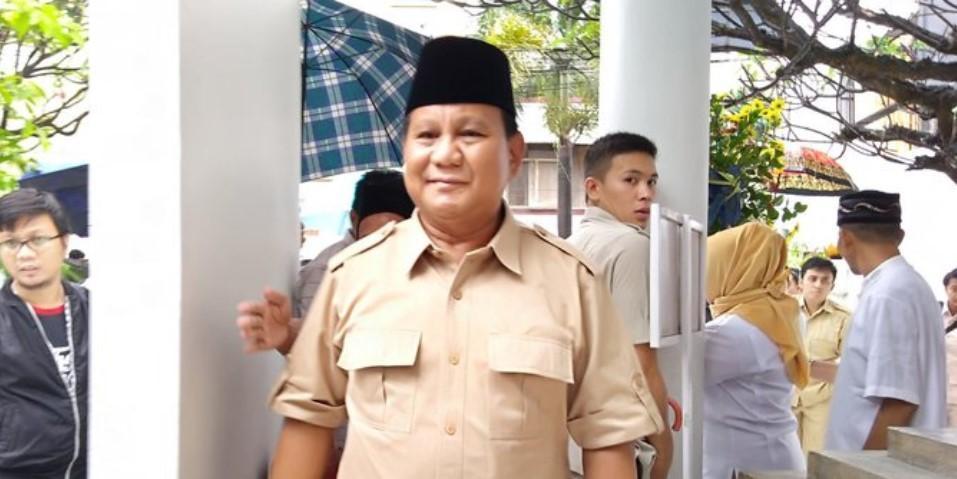 Kritik Jokowi Tanpa Data, Prabowo Dinilai Stres Kurang Logistik Pilpres 2019