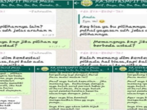Screenshot Chat Wa