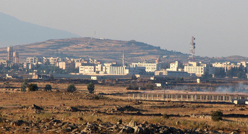 Tentara Suriah Kuasai Bukit Strategis yang Menghadap Dataran Tinggi Golan