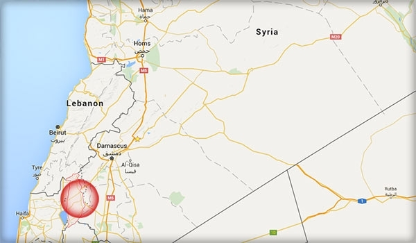 Serbuan Tentara Suriah di Quneitra dan Golan dalam 24 Jam Terakhir