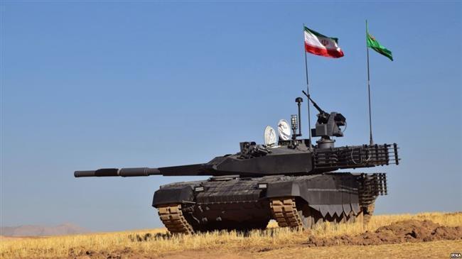 Garda Revolusi Iran akan Terima 800 Tank Baru