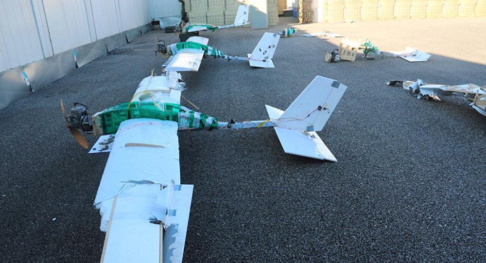Rusia Tembak Jatuh 16 Drone Militan di Pangkalan Hmeimim selama Agustus
