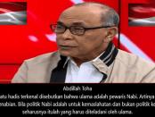Abdillah Toha, Politik Ulama