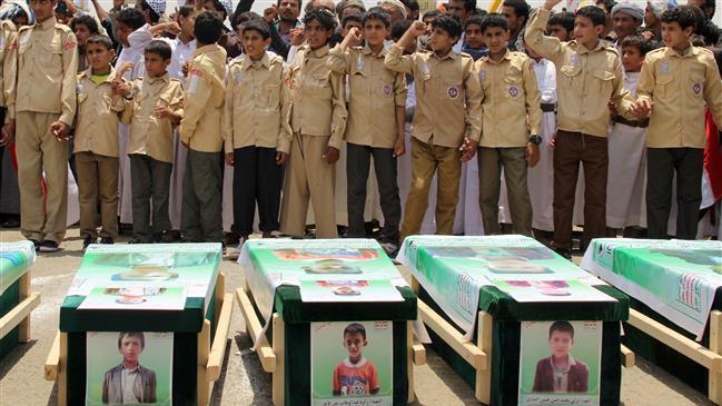 Netizen Ramai-Ramai Kutuk AS Karena Pasok Bom ke Arab Saudi