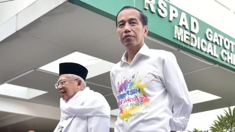 Sejumlah Ulama Akan Masuk dalam Tim Pemenangan Jokowi - Ma'ruf